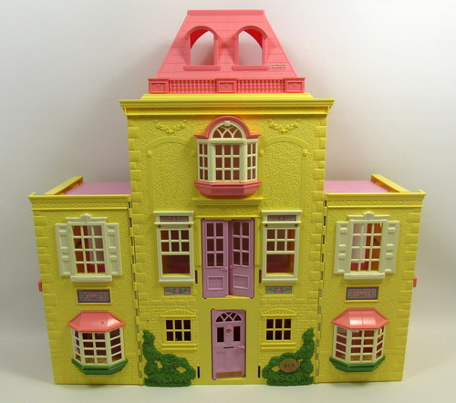a dolls house and the yellow Dolls & dollhouses : free shipping on orders over $45 at overstock - your online toys & hobbies store get 5% in rewards with club o.