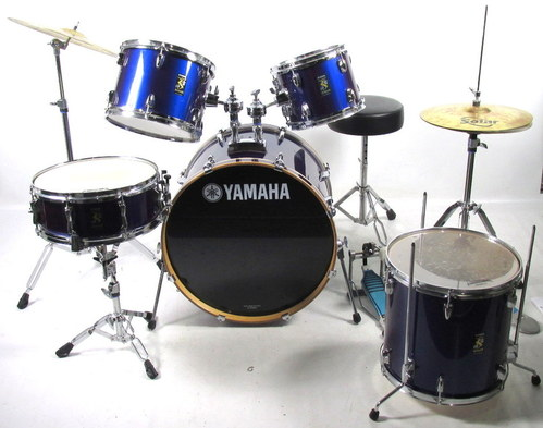 Yamaha Rydeen Drum Set Ebay