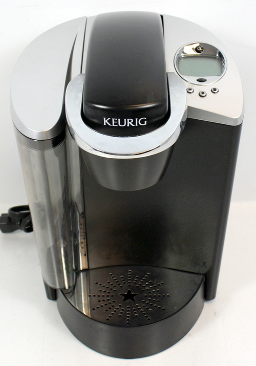 KEURIG B60 SPECIAL EDITION GOURMET SINGLE-CUP HOME-BREWING SYSTEM COFFEE MAKER eBay