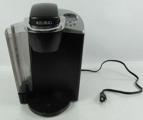 Keurig Coffee Maker Quit Working No Power : Keurig B60 Coffee Cup Maker For Parts or Repair eBay