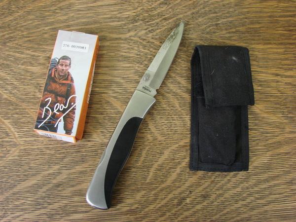 Blackjack knives folding mamba