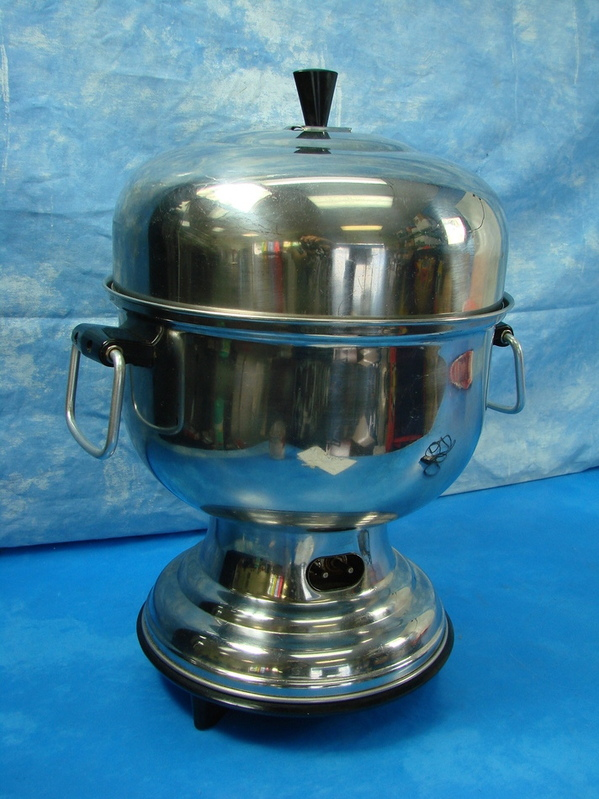 Vtg Farberware Coffee Maker Percolator Urn12-30 CUP #130 Stainless Complete eBay