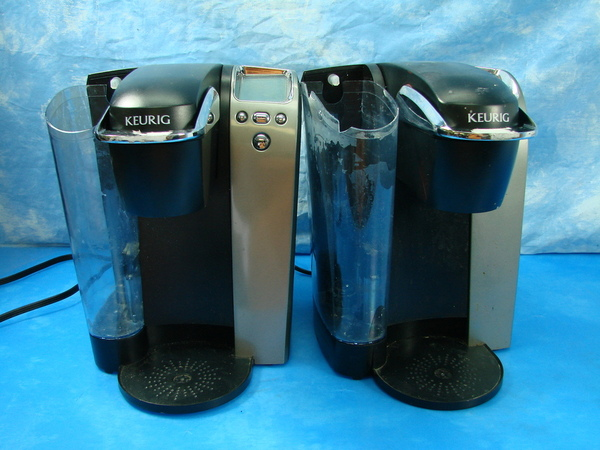 Fix K Cup Coffee Maker : Lot 2 Keurig Model B70 Single Cup Coffee Makers Brewers for Parts Repair eBay