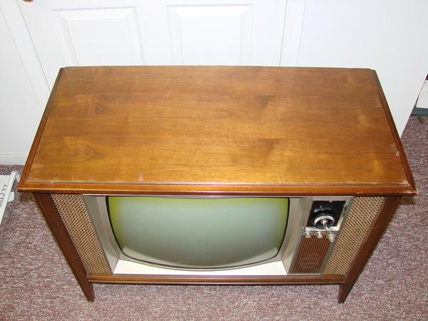 Zenith 20y1c50 retro 1970 39 s tv floor console television 20 for Floor model tv