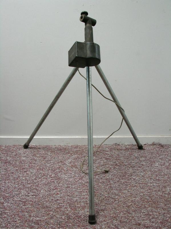 Criterion Motorized Mount Tripod Heavy Duty Steel Legs