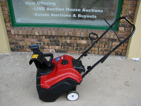 Toro Power Clear 210 Manual : Toro snow blower power clear model with manual