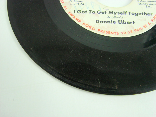 Donnie Elbert Cant Get Over Losing You I Got To Get Myself Together