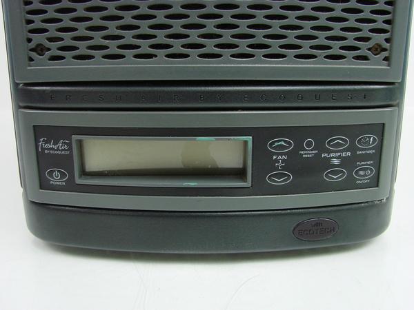 Ecoquest Fresh Air Purifier Alpine Air Ionizer Cleaner