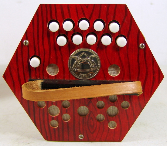 how to play concertina 20 button