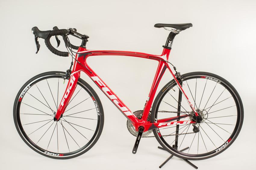2014 Fuji Sst 2 3 Large 58cm Shimano 105 5700 2x10spd Full