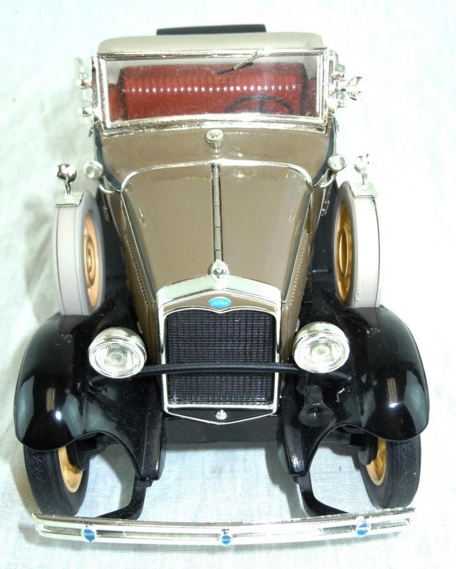 Motor city classics 1 18 scale die cast car 1931 ford model a Motor city car auction