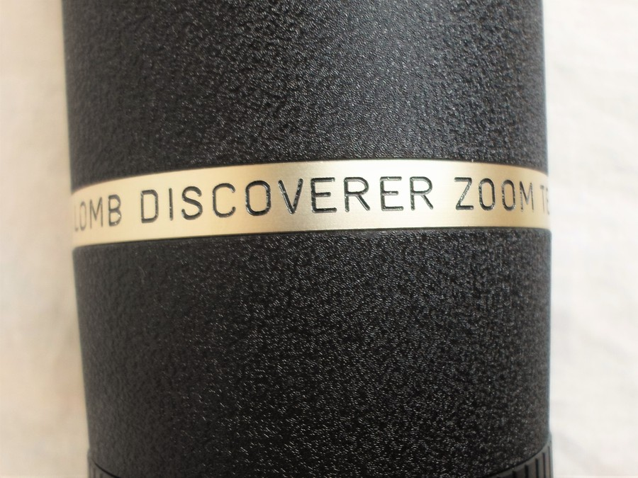 bausch and lomb discoverer zoom 60mm telescope manual