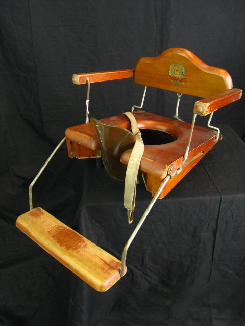 Vintage Childs Potty Chair | eBay