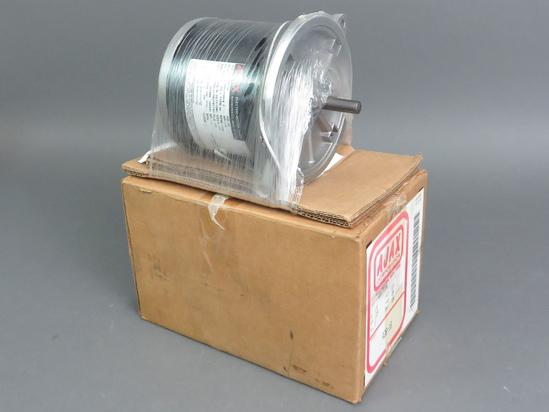 Ajax Electric Motor Aob 18 2pl48s17t391b P 1 8 Hp 48n 1725rpm