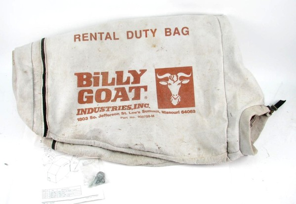 Billy Goat Leaf Vacuum Heavy Duty Rental Replacement