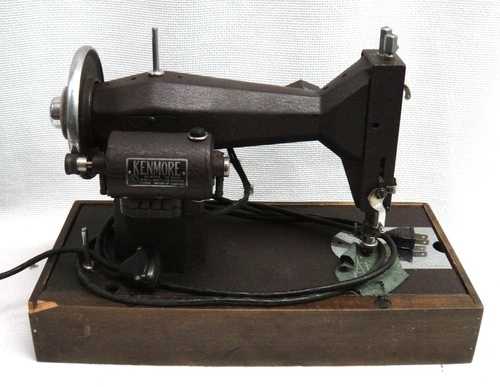 kenmore deluxe rotary sewing machine