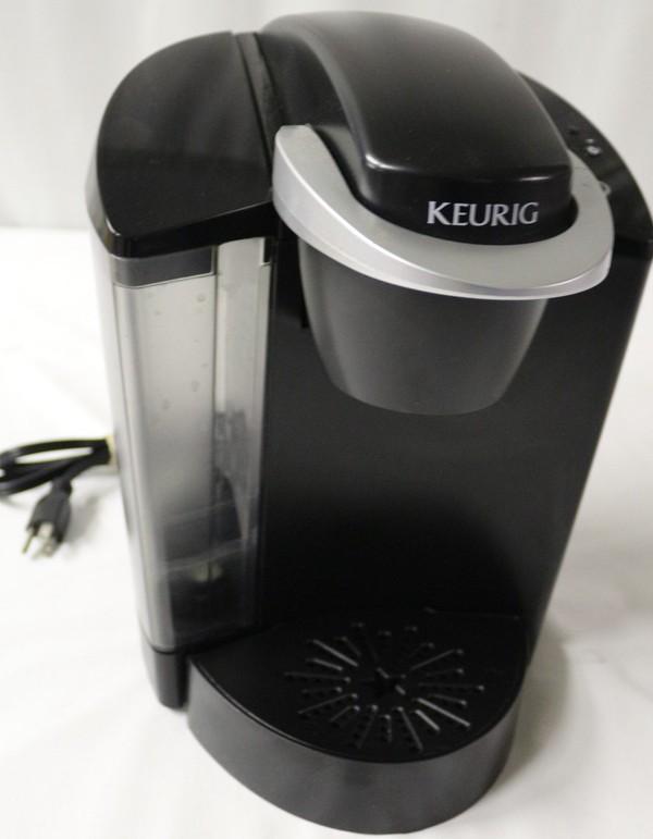 Keurig Single Cup Brewing System Automatic Coffee Maker B40 Black eBay