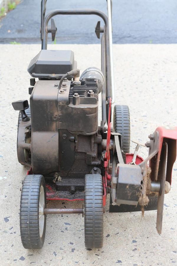 briggs and stratton yard machine