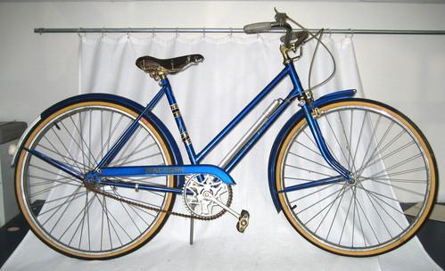 how to raise handlebars on raleigh bike