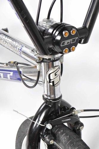 gt jamie bestwick pro bmx bike 2001 mid school all original few marks exc