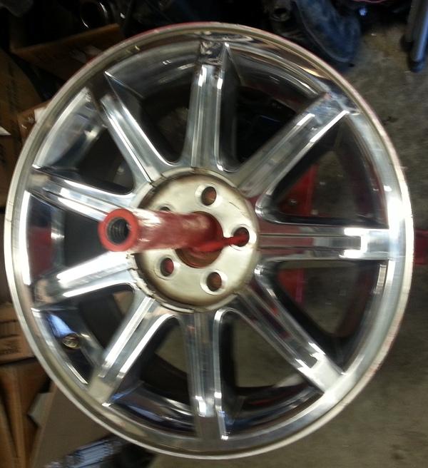"""2007 Chrysler 300 Long Wheelbase: 2007-2010 18"""" Chrysler 300 CHROME Wheel 2244 OEM"""
