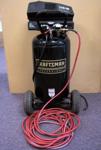 craftsman air compressor model 921 manual