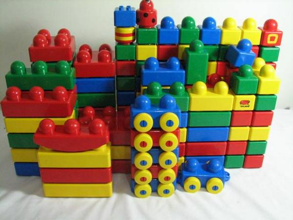 Duplo blocks - deals on 1001 Blocks