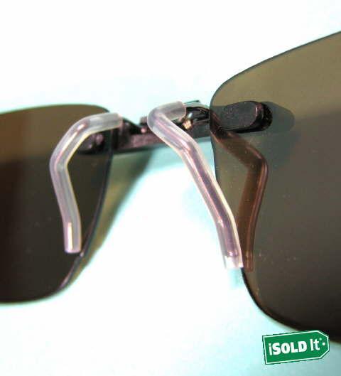 Oakley Clip On Sunglasses