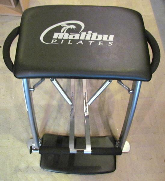 Pilates Chair For Sale: MALIBU PILATES CHAIR Yoga Exerciser Flexible Resistance