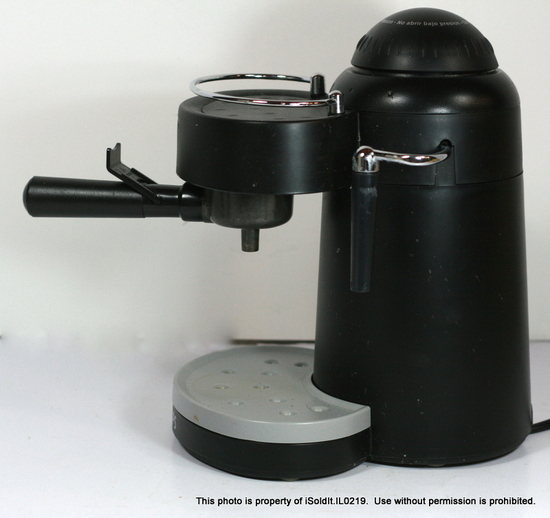 krups xp1000 espresso machine