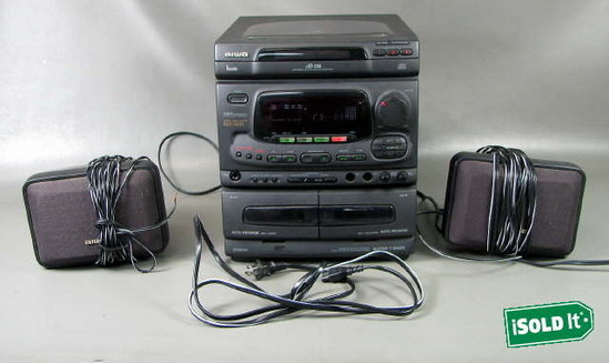 panasonic karaoke machine
