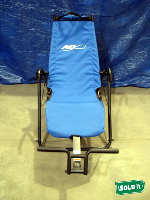 chair workout machine
