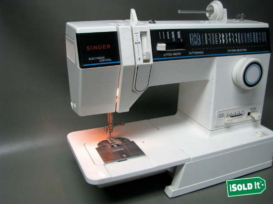 singer sewing machine model 4562t