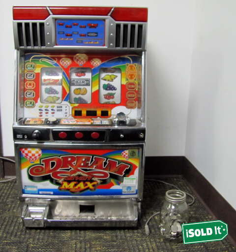 slot machine repair parts