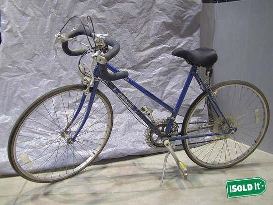 Vintage Free Spirit Dynasty Ladies Girls 10 Speed Bike Shimano