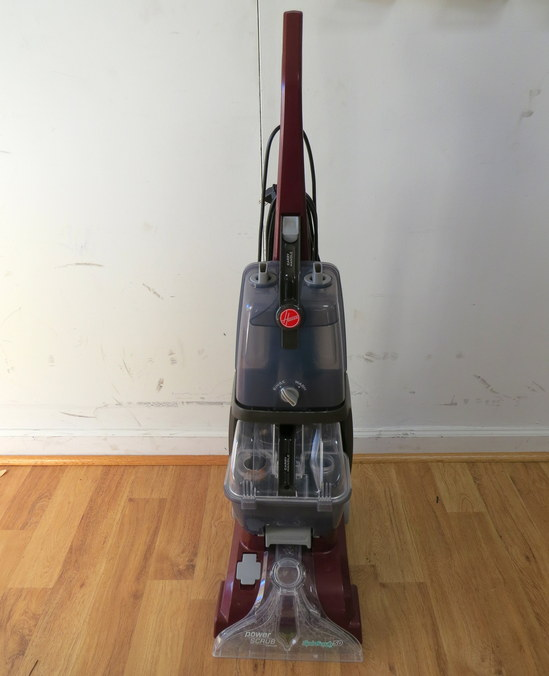Hoover Power Scrub Deluxe FH50150 Carpet Cleaner Washer W ...