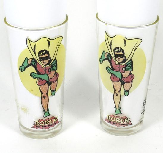 Pepsi Superhero Glasses