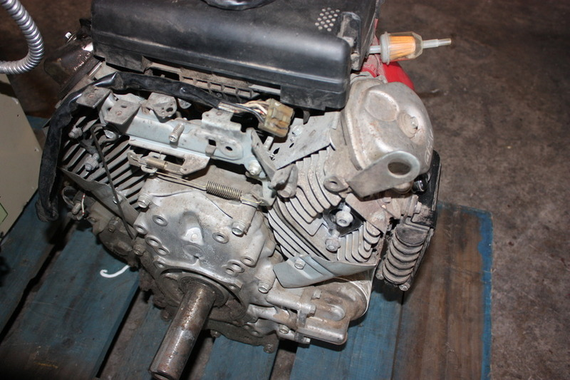honda   twin horizontal shaft engine hp  parts ebay