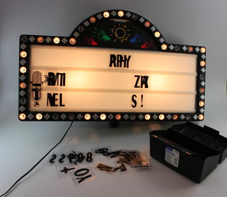 Light Up Theater