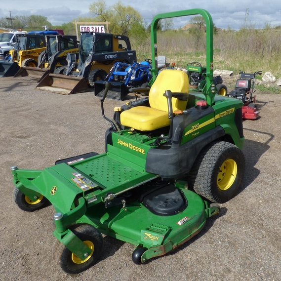 John Deere Tractor Lift Problems : John deere ztrak zero turn mower hp yanmar
