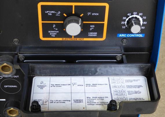 miller xmt 350 vs dc inverter arc mig tig cc  cv welder autoline