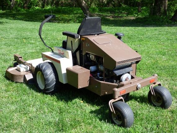Grasshopper 928D2 Mowe...