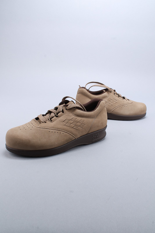 comfort shoes new sas freetime taupe shoe size 4 5 17838