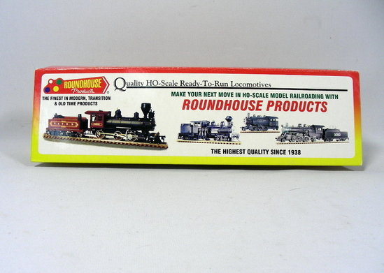 HO Scale Shay Model Locomotives http://www.ebay.com/itm/HO-SCALE-ROUNDHOUSE-2-TRUCK-SHAY-LOCOMOTIVE-NEVER-USED-NO-RES-/310583600140