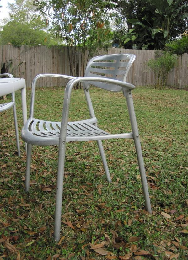 Knoll Jorge Pensi Toledo Chairs Amat Modern Outdoor
