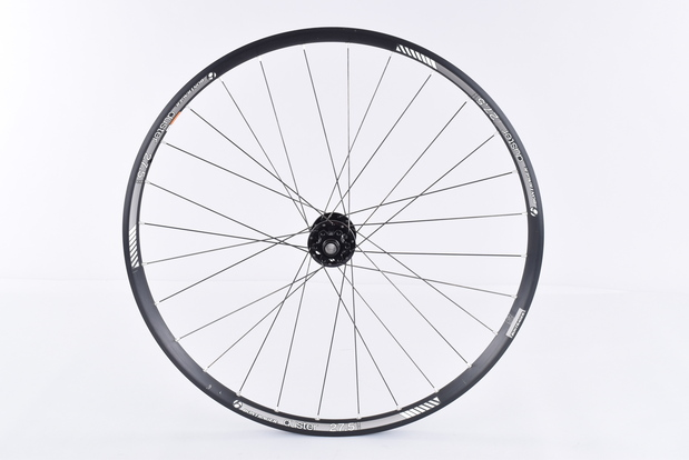 bontrager duster 27 5 650b front wheel 15x100mm thru axle ebay. Black Bedroom Furniture Sets. Home Design Ideas