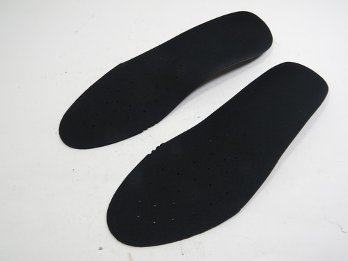 Brand New Cycling Insoles Euro Size 43/US Men's 9.5, Black | eBay
