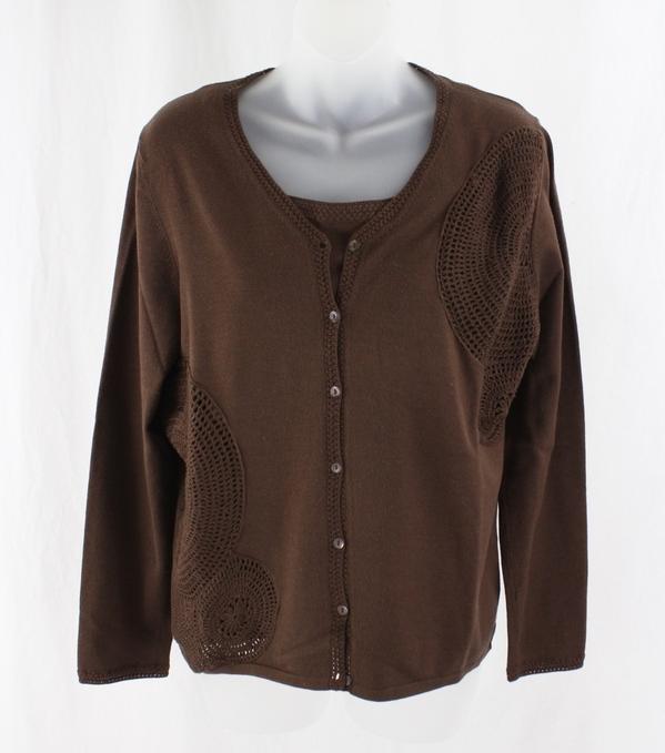 Irish Knit Sweater