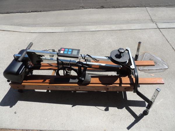 nordic track ski exercise machine