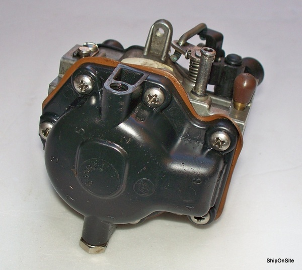 Omc Johnson Evinrude 9 9 15 Hp Outboard Motor Carburetor